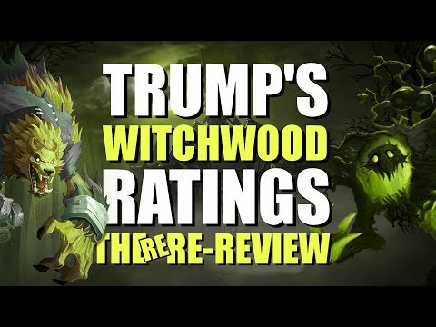 Trump Reviews Trump Reviews Trump Reviews: The Witchwood