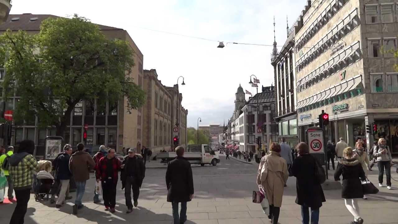 Webcam centre oslo city Webcam Oslo: