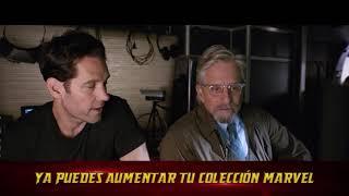 Ant-Man y la Avispa de Marvel | Ya disponible en compra digital