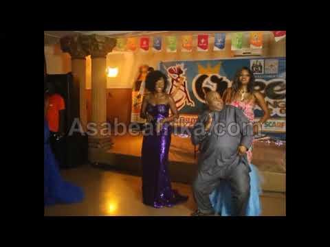 DAVIDO's Uncle at it again, Senator Demola Adeleke dances with beauty queens