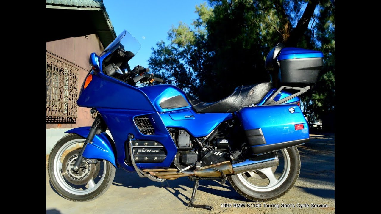 Bmw K Touring For Sale Mscycle