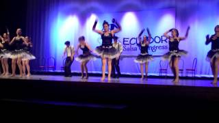 Ecuador Salsa Congress 2013 - Special Dance Performance