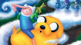 CGR Undertow - ADVENTURE TIME: SECRET OF THE NAMELESS KINGDOM review for PlayStation 3
