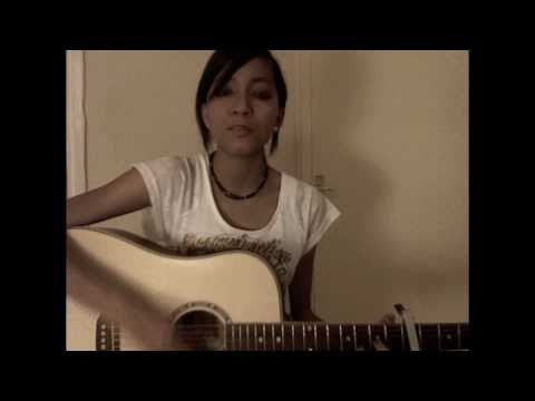 Just Tonight - The Pretty Reckless Cover (with chords!) - YouTube