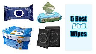 Prima Wipes Adult Washcloths - Top 5 Best Adult Wipes Reviews