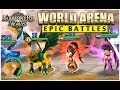 SUMMONERS WAR Epic Battles Of Special League mp3