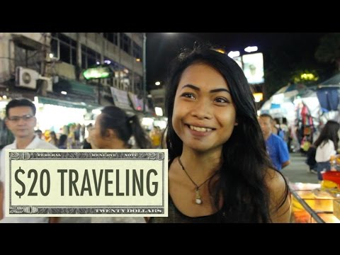Bangkok, Thailand: Traveling for 20 Dollars a Day - Ep 7