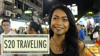 Bangkok, Thailand: Traveling for $20 A Day - Ep 7