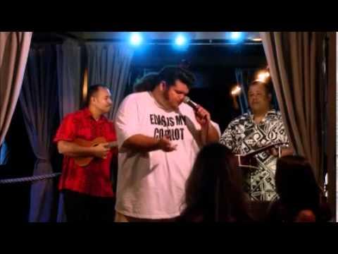 Jorge Garcia Sings Elvis Presley's