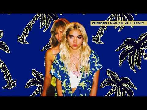 """Hayley Kiyoko - """"Curious"""" (Marian Hill Remix)"""