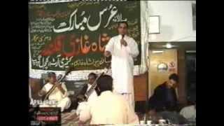 Syed Hassan Shah & Asger Ali - Pothwari Sher - Urs Damri Wali Sarkar - High Wycombe [0853]