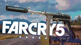 НОВАЯ ИГРУШКА! Far Cry 5 \ #5