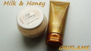 Oriflame   Milk & honey