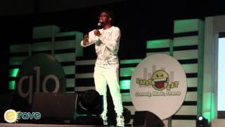 Basketmouth Thrills At The Lagos Leg Of GLO LAFFTA Fest