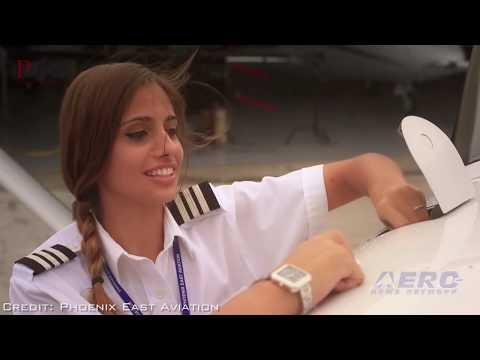 Aero-TV: Pondering The Pilot Shortage - Phoenix East Aviation Provides Details