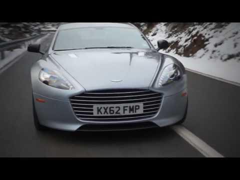 Aston Martin Rapide S Youtube