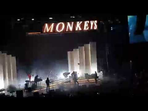 Arctic Monkeys Arabella Manchester 06/09/18