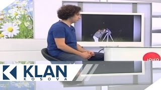 Ora 7 - Mysafire: Pranvera Hyseni - Astronomy Outreach Kosova - Klan Kosova
