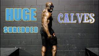 Huge Shredded Calves [Workout] -  Kali Muscle thumbnail