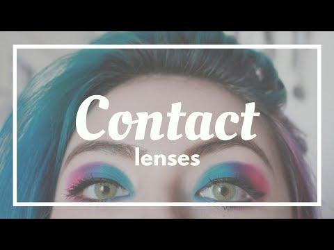 352ad23f84761 Cómo abrir tus Lentes de Contacto y otras cosas 👀✨