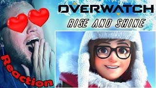 "Overwatch Animated Short | ""Rise And Shine"" REACTION! 