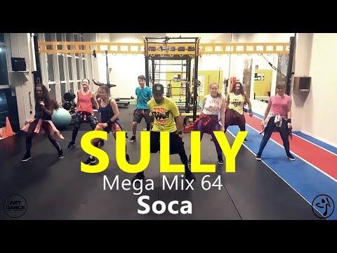 SULLY (SOCA) - MEGA MIX 64 -  Coreografía l Cia Art Dance l Zumba®