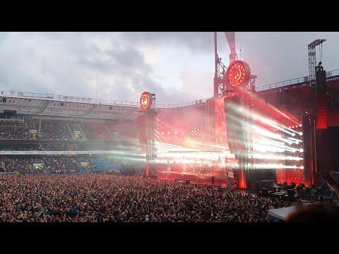 Rammstein - Mein Herz Brennt (Live Ullevaal Stadion, Oslo, Norway - August 18, 2019) HD