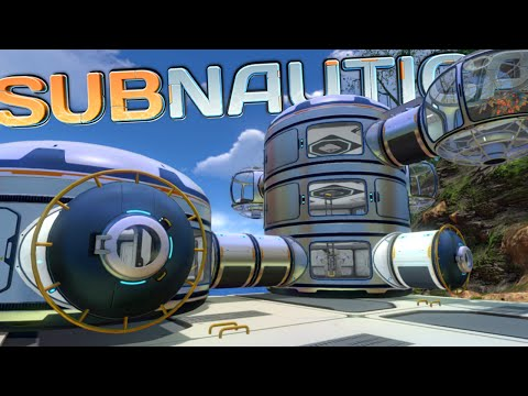 FLOATING ISLAND BASE BUILDING - Subnautica #9