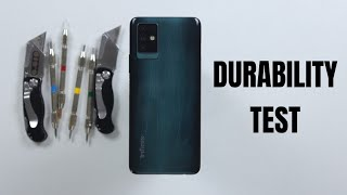 Infinix Note 10 Durability Test - More Durable than Expected !