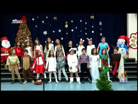 Dunsmore Elementary School New Year Program 2016