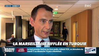 Marseillaise sifflée samedi lors de Turquie-France: faut-il sanctionner la fédération de Turquie ?