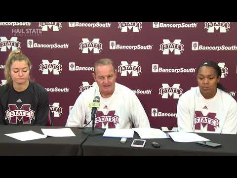 Women's Basketball Press Conference - 1/18/18