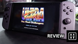 Ultra Street Fighter 2: The Final Challengers (Nintendo Switch) - Review