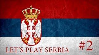 Europa Universalis IV Serbia into Byzantium into HRE! #2