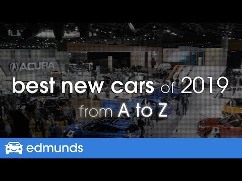 Best New Cars for 2019-2020: Latest Cars, Trucks & SUVs | Edmunds