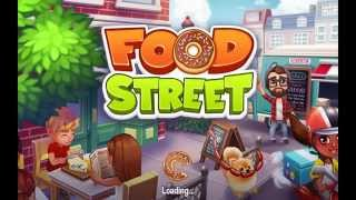 Food Street   Hd Android Gameplay   Child Games   Full Hd Video (1080p)