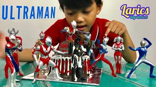 Ulangtahun Ultraman Zero Saga Dyna Vs Monster ! Ayo IKUT