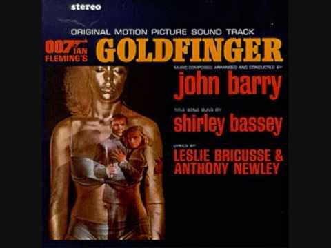 Goldfinger The Laser Beam