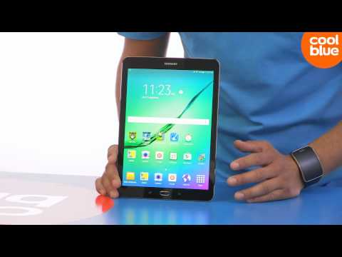 Samsung Galaxy Tab S2 9.7 Review (NL/BE)