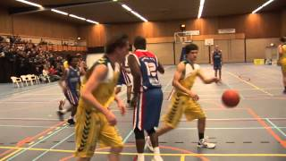 Highlights Binnenland Heren 1 vs Landstede
