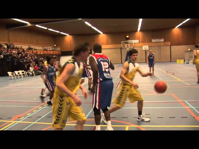 Highlights Binnenland Heren 1 vs Landstede