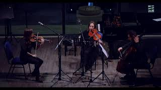 Rocco Abate – 6 bagatelle for violin, viola and cello (1984) | Crossroads 2019
