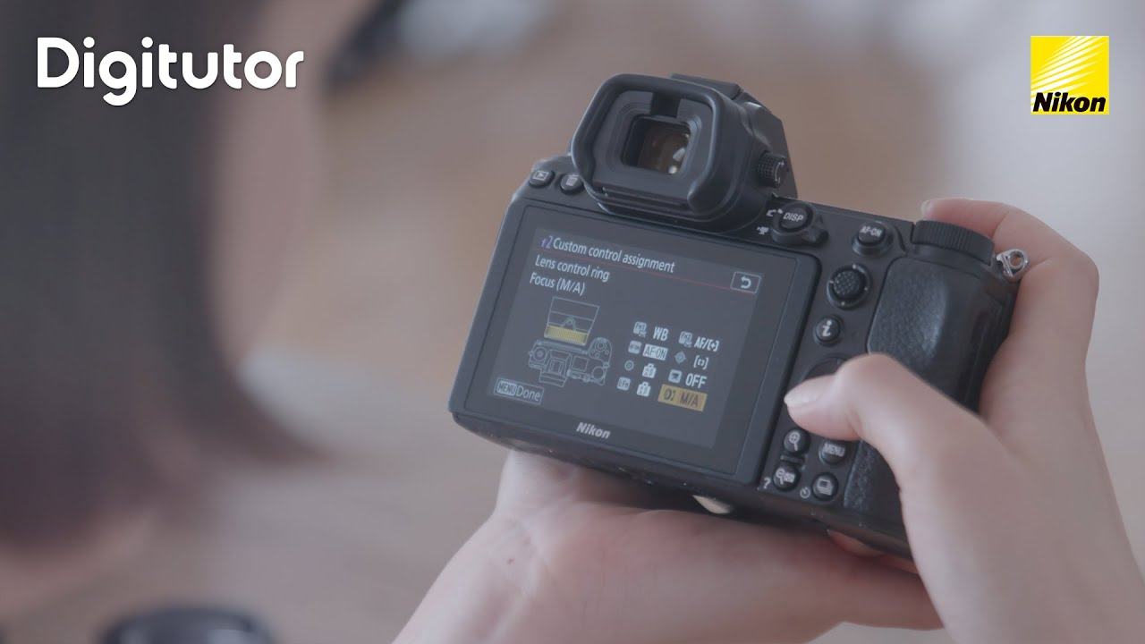 Nikon Z6 - Smaller Brother and Sony A7III competitior with
