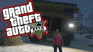 Gta 5: Fun With Dump Trucks And Trains!