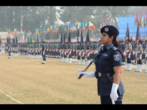 Bangladesh Police Week 2017 পুলিশ সপ্তাহ ২০১৭
