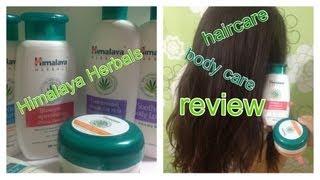Уход за волосами и телом от Himalaya Herbals
