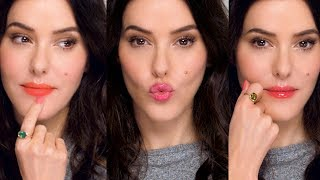 3 FAST AND FRUITY LIP LOOKS