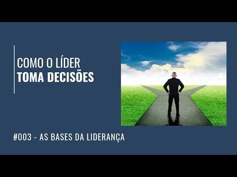COMO O LÍDER TOMA DECISÕES   AS BASES DA LIDERANÇA #003  MURILO MANZANO