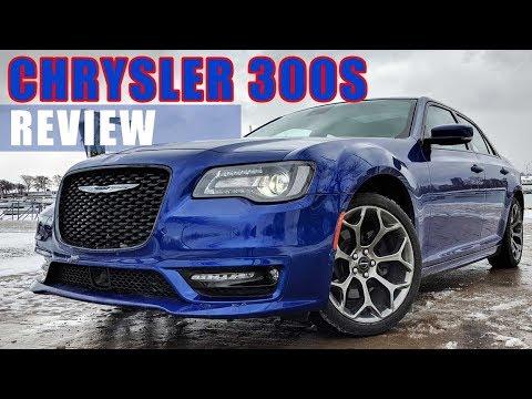 REVIEW: 2018 Chrysler 300S - old dog new tricks?