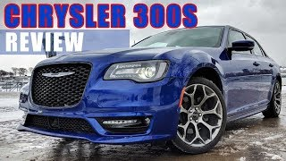 REVIEW: 2018 Chrysler 300S - old dog new tricks?